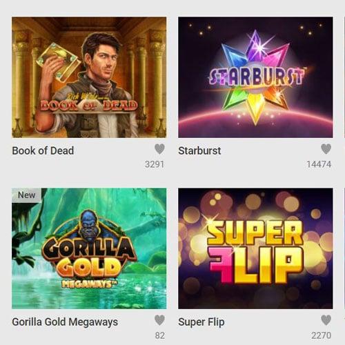 unibet casino online