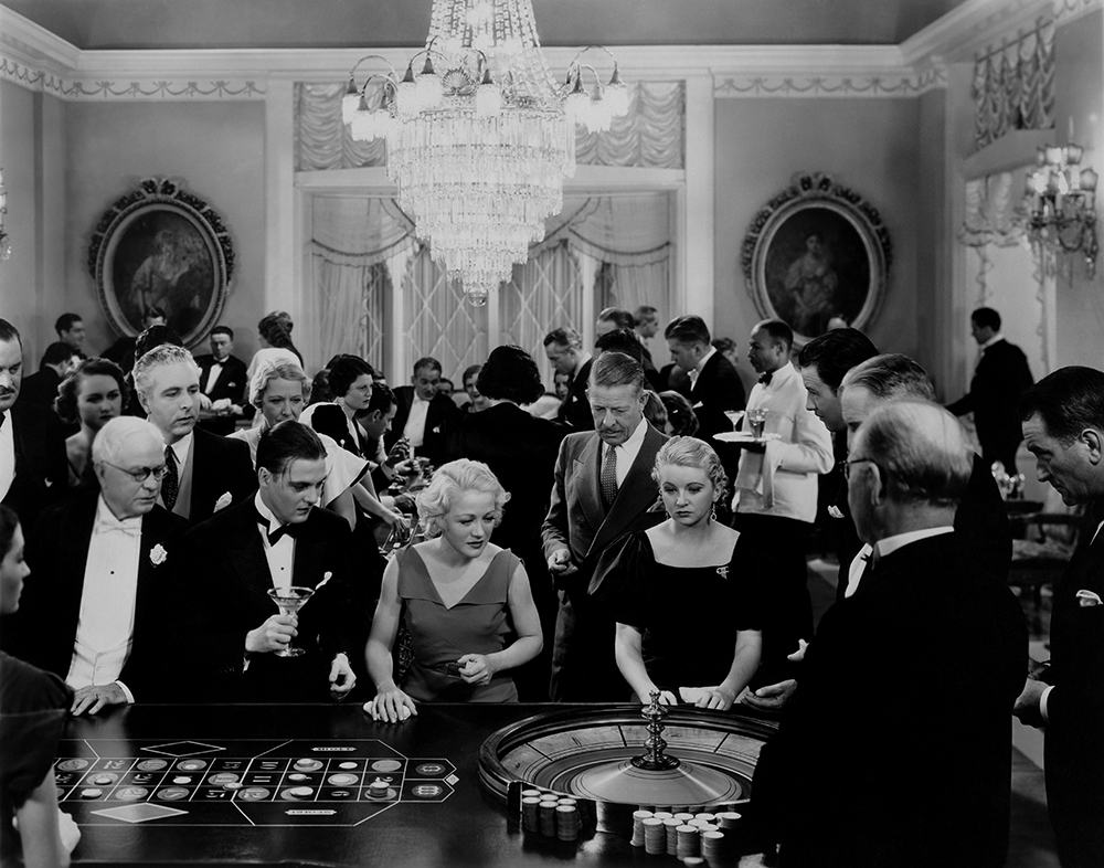 Jocuri de noroc in filme