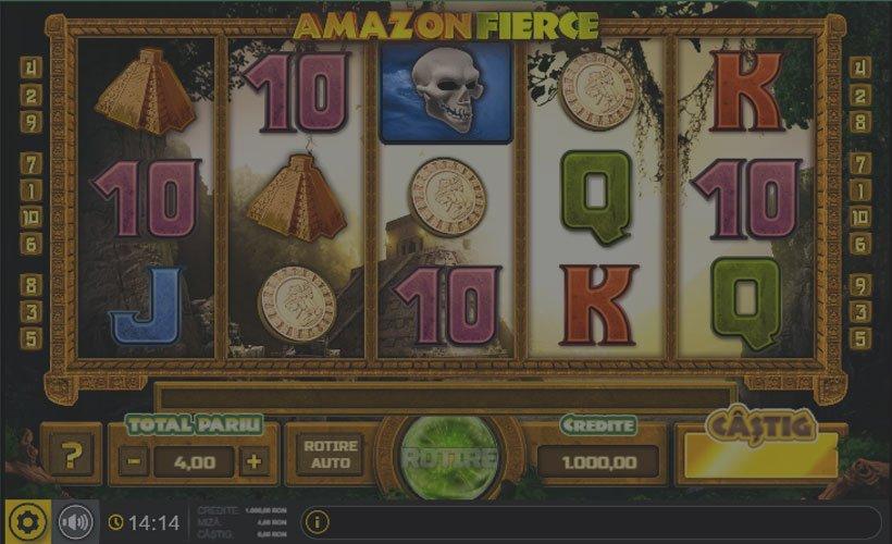 Amazon-Fierce