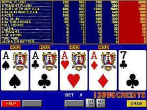 Mărește-ți șansele de câștig la Video Poker!