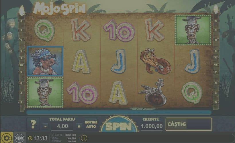 Mojo-spin