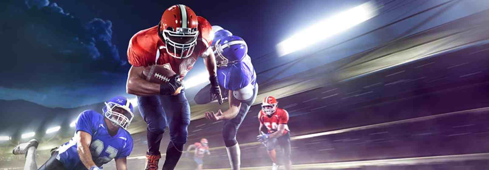 sloturi fotbal american