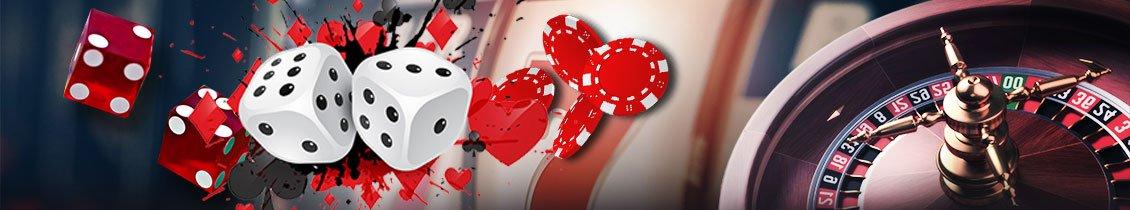 jocuri ca la cazino cu zaruri, ruletă, cărți, chips