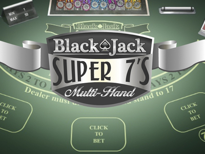 blackjack super 7 isoftbet