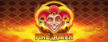 fire joker slot play n go
