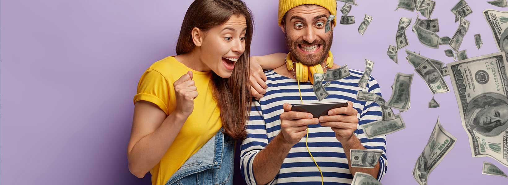 jocuri cu bani reali fără depunere