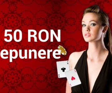 Maxbet Casino Online Bonus 50 RON Gratis la inregistrare