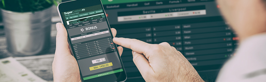 banner bonus pariuri sportive și online casino