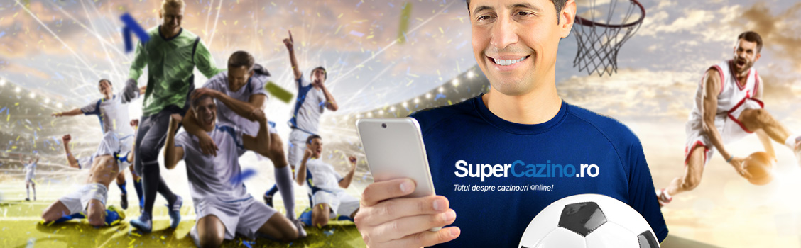 banner promoții pariuri sportive PC sau telefon