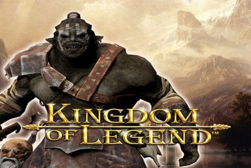 logo slot kingdom of legend gratis