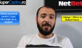Thumbnail video promotie Netbet Cupa Mondiala 1 milion euro