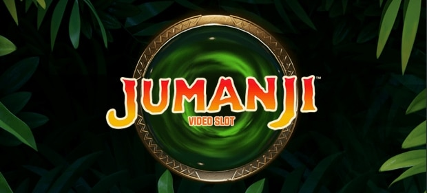 logo slot jumanji gratis
