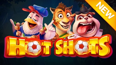 logo hot shots gratis isoftbet