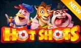 logo hot shots gratis isoftbet