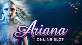 logo ariana gratis slot