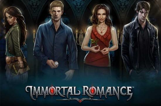 logo immortal romance gratis
