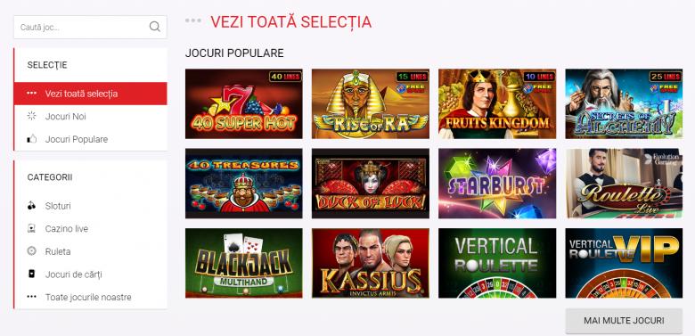 jocuri circus casino