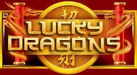 logo lucky dragons gratis