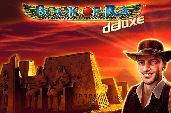 logo book of ra deluxe gratis