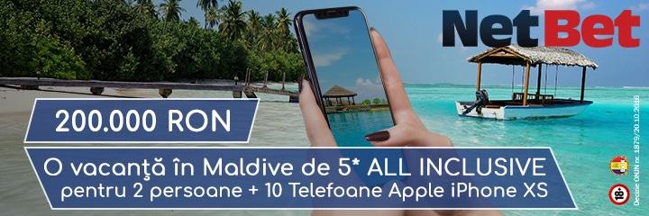 Netbet Casino excursie Maldives