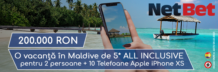 Netbet Casino excursie Maldives