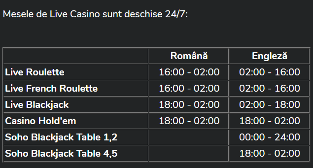 casino live efortuna program
