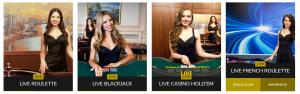 jocuri live casino efortuna