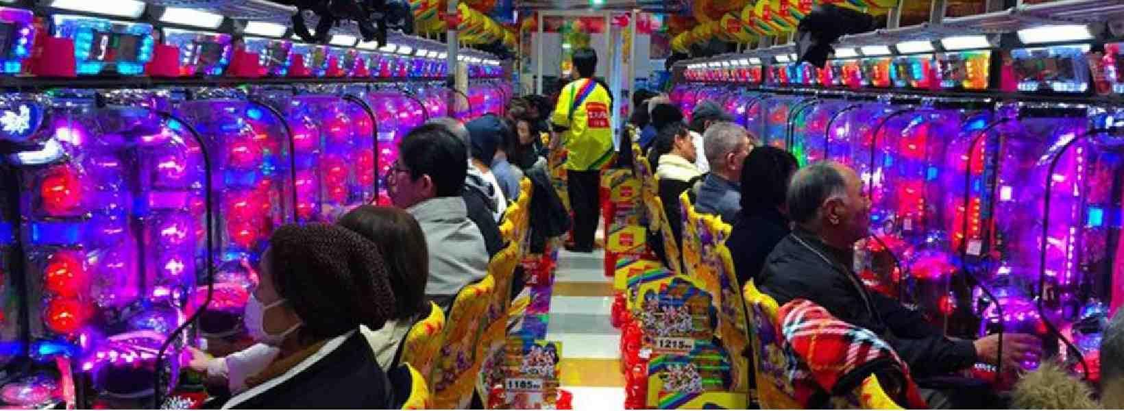 jocuri pachinko japonia