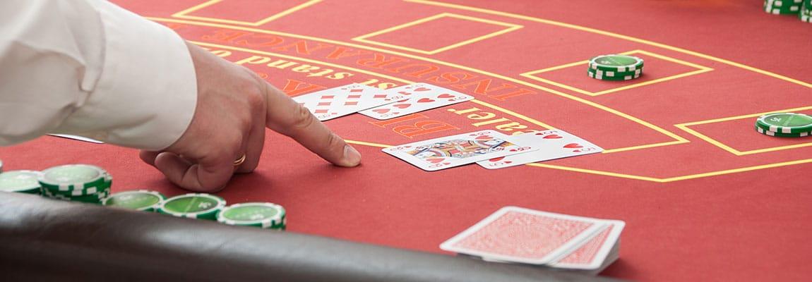 table casino