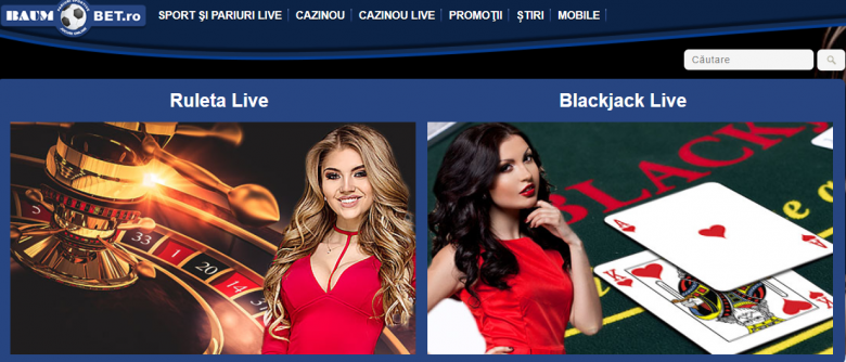 casino live baumbet online