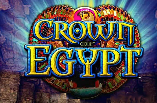 logo crown of egypt