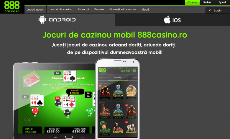 888 mobile android si ios
