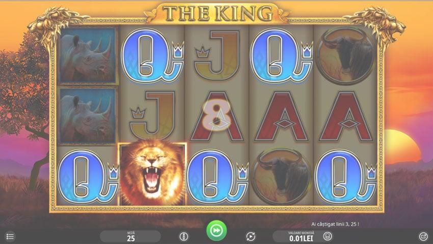 the king slot gratis isoftbet