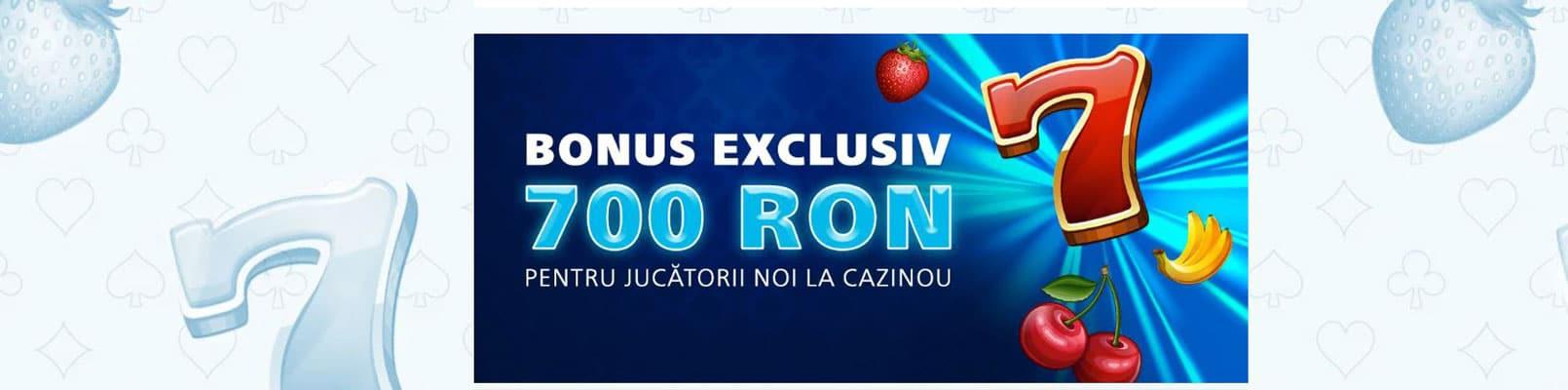 700 RON bonus bun venit Sportingbet