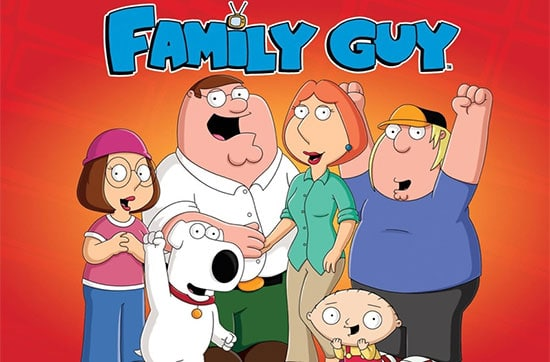 logo family guy slot gratis