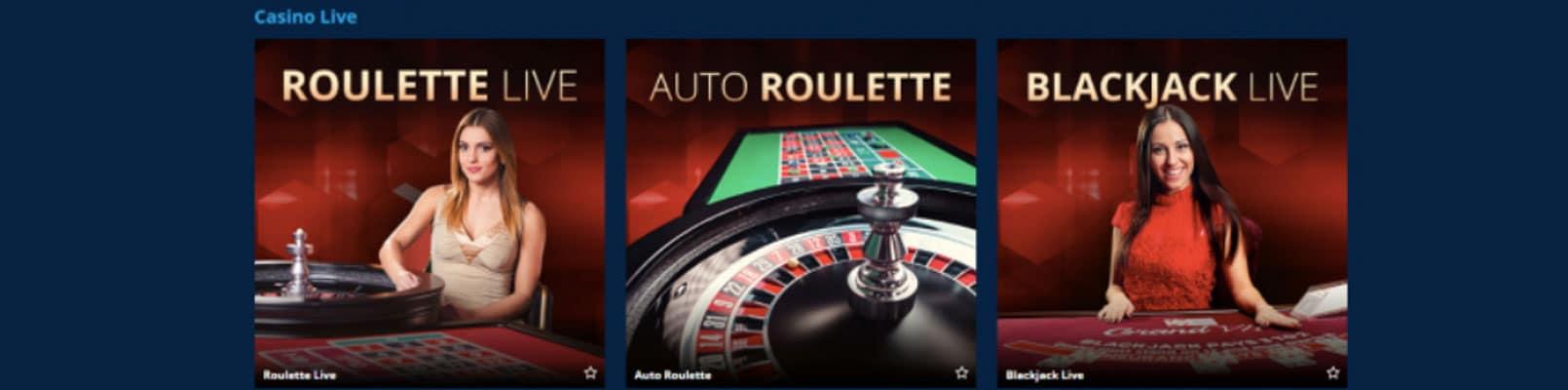 jocuri casino live Sportingbet casino