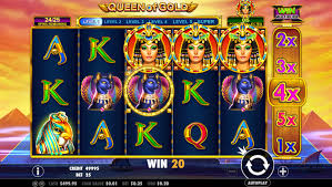 queen of gold pragmatic slots