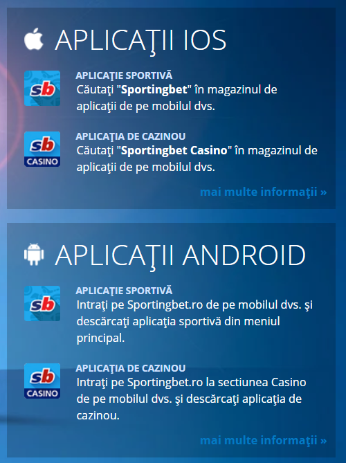 sportingbet app mobile
