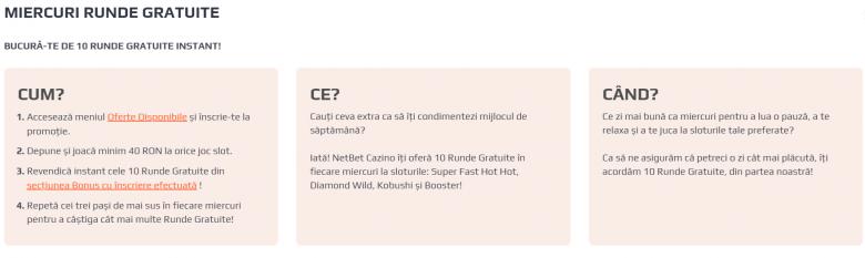 10 runde gratuite netbet casino online