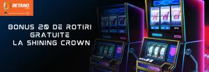 20 rotiri gratuite fara depunre betano casino online
