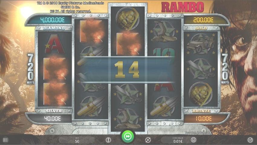 Rambo slot gratis
