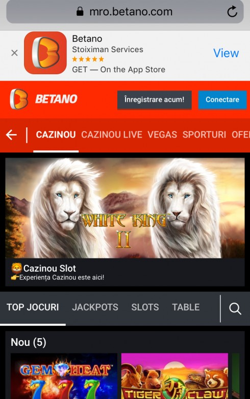 betano mobile browser