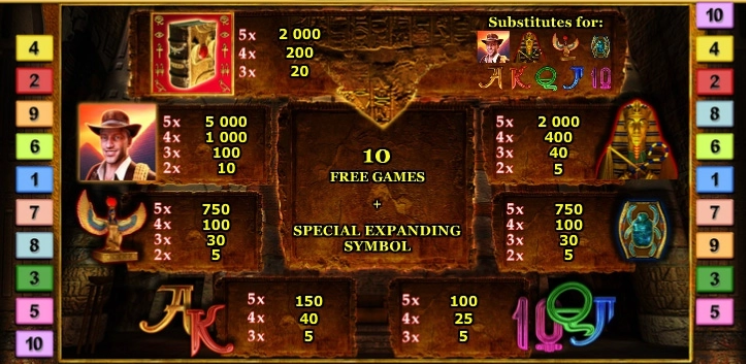 book of ra deluxe paytable max bet slot