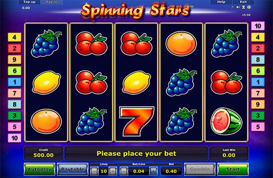 spining-stars-slot