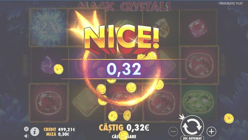 magic crystals slot gratis