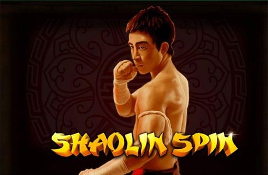 logo shaolin spin gratis