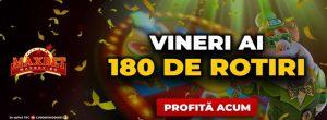 bonus 180 runde gratis maxbet