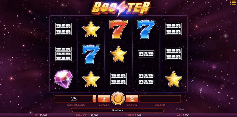 booster isoftbet slots maxbet