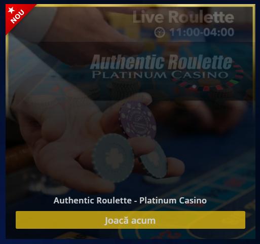 live casino admiral ruleta