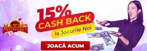 maxbet cashback oferta speciala